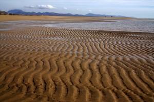 Sotavento sand patterns
